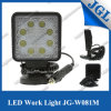 24W Flood/diodo emissor de luz Work Lamp/LED Work Light/LED Driving Light de Spot Magnet