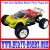 1/10th Scale off-Road Electric Power Truggy Car