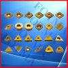 Hartmetall-Ausschnitt-Hilfsmittel, CNC-Hartmetall-Einlagen