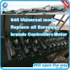Modo del motor S40 Univeral de Dunker