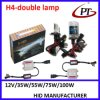 O melhor Quality Automotive HID Light 35W 55W 12V 24V H4 Hilo HID magro Xenon Conversion Kit HID Kit Headlights