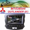 Reproductor de DVD especial del coche del Outlander de Mitsubishi