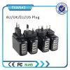 최고 Multiport USB 벽 충전기 4 USB 5V 4.2A 벽 충전기