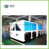 Zentrale Klimaanlagen-Luft abgekühlter Schrauben-Kompressor-Kühler-Wasser-Kühler