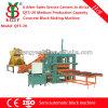 Machine de fabrication de brique automatique de la colle Qt5-20 modèle technique élevé machine de fabrication de brique creuse concrète