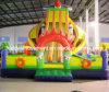 Inflatable gigante Amusement Park Inflatable Slide para Children World