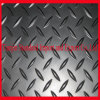 AISI 201 Stainless Steel Tread Checkered Placa