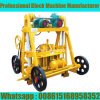 Machine de bloc de couche des oeufs Qmy4-45