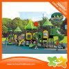 Corrediça ao ar livre de múltiplos propósitos do parque de diversões da série da árvore da natureza para miúdos