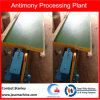 안티모니 복구 기계 셰이커 테이블