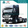 Camion d'entraîneur de Sinotruk HOWO T7h 320HP 6X4