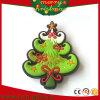 Piccoli alberi di Natale dei regali di promozione dei magneti del frigorifero del PVC del commercio all'ingrosso (RC-CR021)