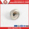 Nuss des Flansch-DIN6923/spezieller Flansch-Nylonkontermutter/Prüfung-nuß