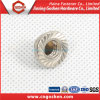 DIN6923フランジのナット/特別なフランジのナイロンロックナット/小切手ナット