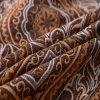 Tela tejida telar jacquar de la butaca del sofá del damasco