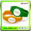 Wristbands do silicone RFID da calcadeira da qualidade super anti
