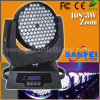 108PCS*1W Mini Moving Head Lights Type LED Wash Moving Head Light