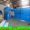 Cabina versátil modular modificada para requisitos particulares aluminio de la exposición de DIY Reusable&Portable