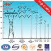 25m Guyed Mast-elektrischer Strom-Stahl Pole