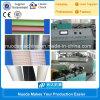El fabricante profesional TPU calza la máquina material de la laminación