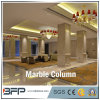 Pilaster quadrado das colunas de pedra naturais de nível elevado das colunas