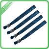 Kundenspezifischer GewebeWristband, gesponnene GewebeWristbands