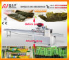 Cuscino Type Plastic Film Flow Wrapping Machine per Nori /Seaweed/Sea Sedge (ZP-100)