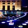 indicatori luminosi approvati del raggruppamento di RoHS LED del Ce della garanzia 3years, indicatore luminoso subacqueo della fontana dell'anello di 18W LED