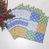 Servilletas de papel del diseño colorido de la decoración de los favores de partido