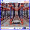 High Storage Ratio (EBILMETAL-RSR)のための無線のShuttle Rack Systems