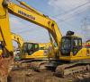 L'excavatrice utilisée Japon initial de KOMATSU PC220 a fait le matériel à vendre