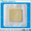 Cuidado antibacteriano avanzado de la herida que viste la preparación de plata de la espuma
