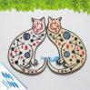 Qualitäts-neues Entwurfs-Stickerei-Abzeichen für Kleid