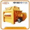 Betoniera volumetrica dell'asta cilindrica gemellare di alta qualità Js2000