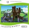 Campo da gioco per bambini piccoli della foresta di Kaiqi di tema di alta qualità (KQ30014A)