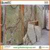 Lastre verdi ampiamente usate del Pakistan del Onyx per il disegno domestico