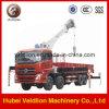 Dongfeng 8X4 carro de 16 toneladas con la grúa