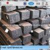 ASTM, AISI, En, DIN, JIS, Grating van de Koolstof van het Vloeistaal van GB de Lage Materiële Staal Getande Vlakke Grootte van de Staaf