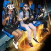 Jmdm New Arrival Exciting Virtual Reality Flight Cinema/Cinema Simulator Hang Person в The Air
