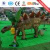 Modelo tamanho real do dinossauro atrativo de Jurassic Park