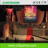 Afficheur LED polychrome d'intérieur de Chipshow P6 grand