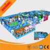 Игрушки спортивной площадки тематического парка крытые, дешевое мягкое оборудование игры