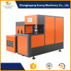 La máquina semiautomática/el plástico del moldeo por insuflación de aire comprimido del animal doméstico embotella la máquina del moldeo por insuflación de aire comprimido
