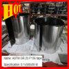 Cinta de ASTM F136 GR 23/tira 0.1m m Titanium Baoji China
