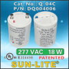 Cfls를 위한 전자 각자 Ballasted Lamp Adapters Used; Q-04c