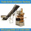 Eco油圧出版物の連結のブロック機械土の煉瓦機械
