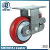 L'unité centrale de faisceau de fer 5 (arc) a fixé la roue antichoc de chasse