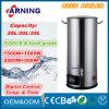 Home électrique Brew Stainless Steel Beer Boiler pour Beer Brewery