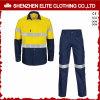 Uniform-Aufbau-Mechaniker-flammhemmende hallo Kraft-Sicherheits-Arbeitskleidung
