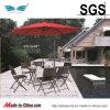 정원 차리는 대리석 테이블 고정되는 등나무 식탁 (ES-OL081)